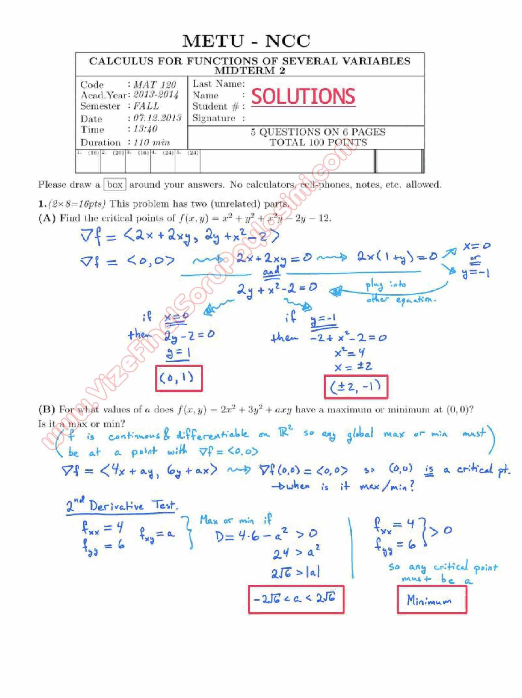 fluids midterm exam 2 solutions Study 9/25- review 2: midterm exam, acid base and electrolytes flashcards from kathryn kudlaty's class online, or in brainscape's iphone or android app learn faster with spaced repetition.