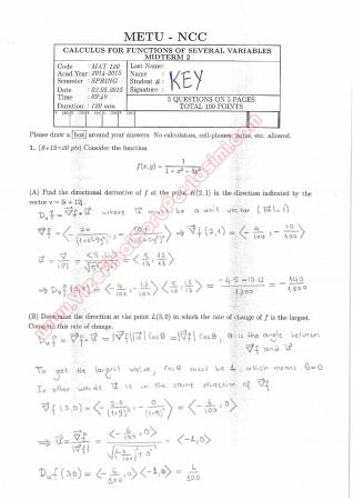 calculus 31a midterm Content this is the second quarter of a standard course in calculus  math 31a  with a grade of c- or better  quizzes: 10%, highest midterm: 30%, final: 60.