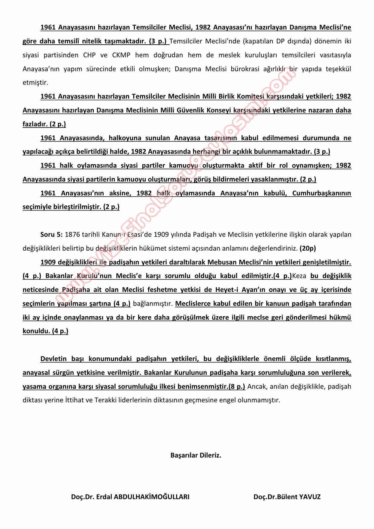 turk anayasa hukuku dersi vize sorulari ve cevaplari sayfa 3 vize ve final sorulari paylasim portali cozumlu sorular icin tiklayin