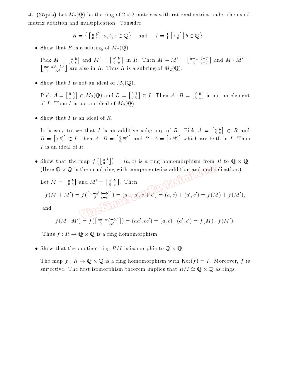 midterm exam questions 2015 It is possible to measure more complex thinking with multiple choice questions,  but it requires a high level of effort and skill on the teacher's part.