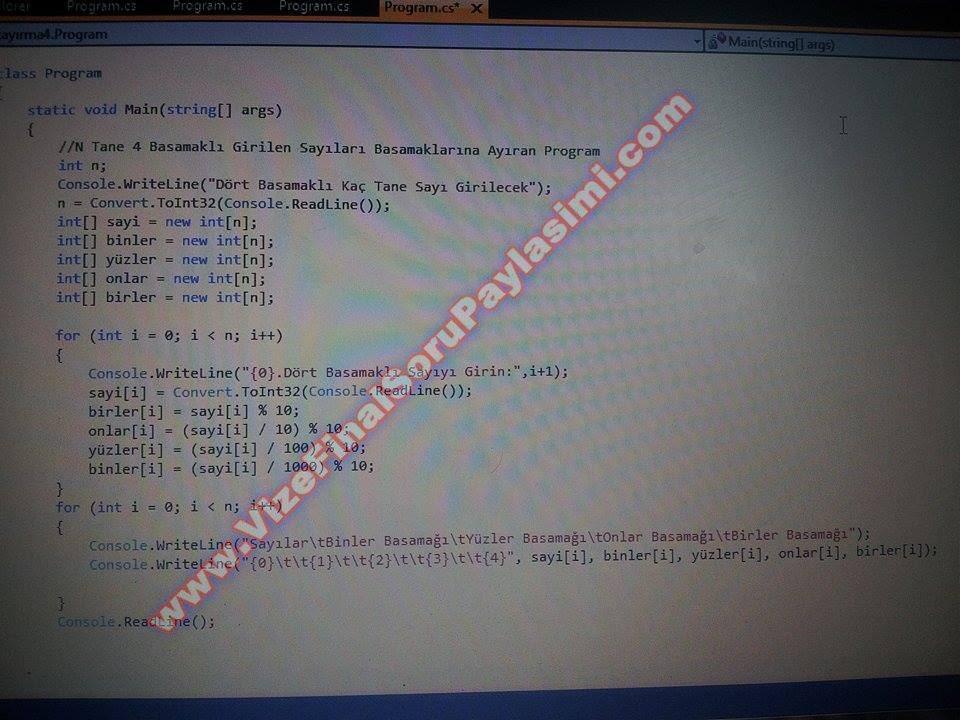 c sharp programmer resume