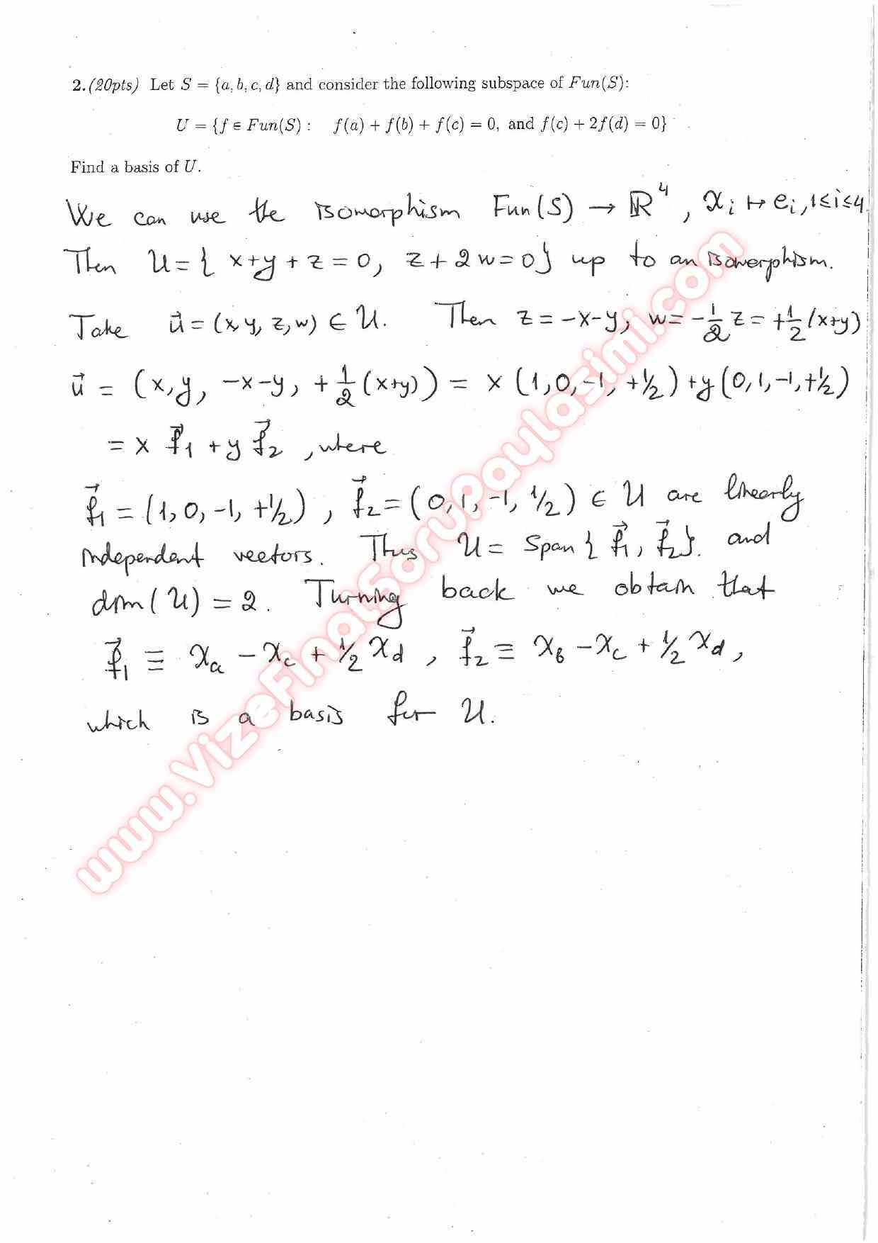 first midterm Course outline first midterm: intepolating polynomials (both newton and lagrange technique) least-square fit of discrete data (a table, which may include weights) by a polynomial, or any other linear model.