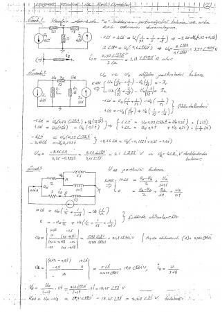 Düğüm Analizi ile İlgili Örnek Soru Çözümü